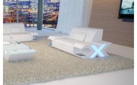 Sessel MYSTIQUE mit LED Beleuchtung (Weiss) AB LAGER NATIVO™ Möbel Österreich