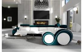 Designer Sofa BARCA CORNER inkl. Relax-Funktion NATIVO™ Möbel Österreich