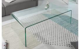 Designer Couchtisch CLEAR 110 cm