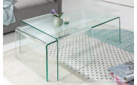 Designer Couchtisch CLEAR Set 2-NATIVO™ Designer Möbel Österreich