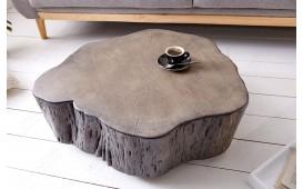 Designer Couchtisch DOA GREY 77 cm