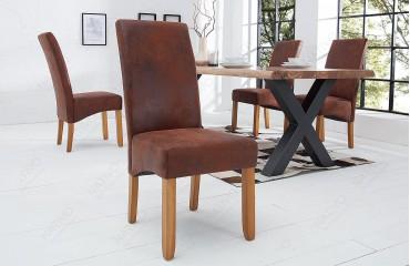 2 x Designer Stuhl ROSSI BROWN-NATIVO™ Designer Möbel Österreich