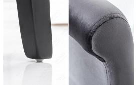 2 x Designer Stuhl ROSSI GREY BLACK-NATIVO™ Designer Möbel Österreich