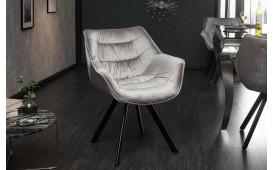 2 x Designer Stuhl SOLACE GREY