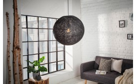 Designer Hängeleuchte NEST M BLACK-NATIVO™ Designer Möbel Österreich