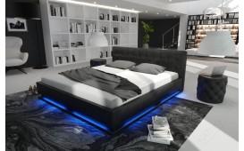 Designer Bett SYNTEX mit Beleuchtung ©iconX STUDIOS
