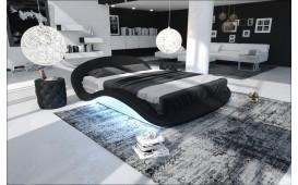 Designer Bett VOYAGER mit Beleuchtung by ©iconX STUDIOS