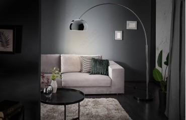 Designer Stehleuchte ORBITO SILVER-NATIVO™ Designer Möbel Österreich