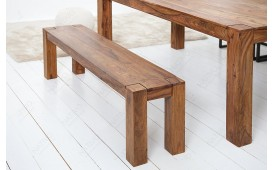 Designer Sitzbank FRESHA 140 cm