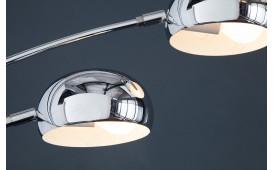 Designer Stehleuchte FIVES SILVER-NATIVO™ Designer Möbel Österreich