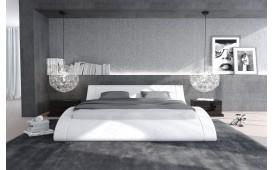 Designer Bett ODYSSEY mit Beleuchtung ©iconX STUDIOS