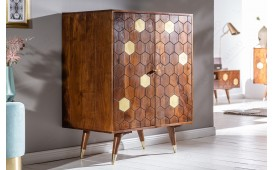 Designer Sideboard ARABIC HONEY 75cm