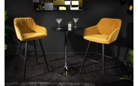 2 x Designer Barhocker PIEMONT YELLOW-NATIVO™ Designer Möbel Österreich