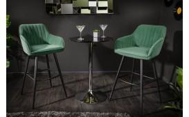 2 x Designer Barhocker PIEMONT GREEN-NATIVO™ Designer Möbel Österreich