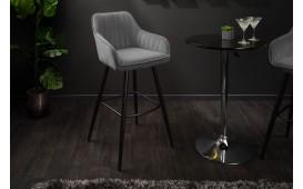 2 x Designer Barhocker PIEMONT GREY-NATIVO™ Designer Möbel Österreich
