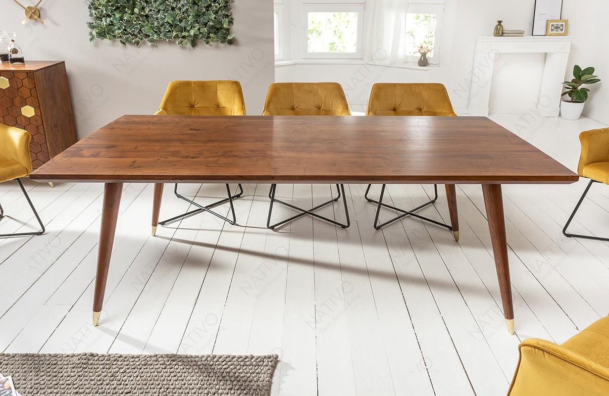 Designer esstisch ARABIC HONEY 160cm bei NATIVO Möbel Wien günstig kaufen
