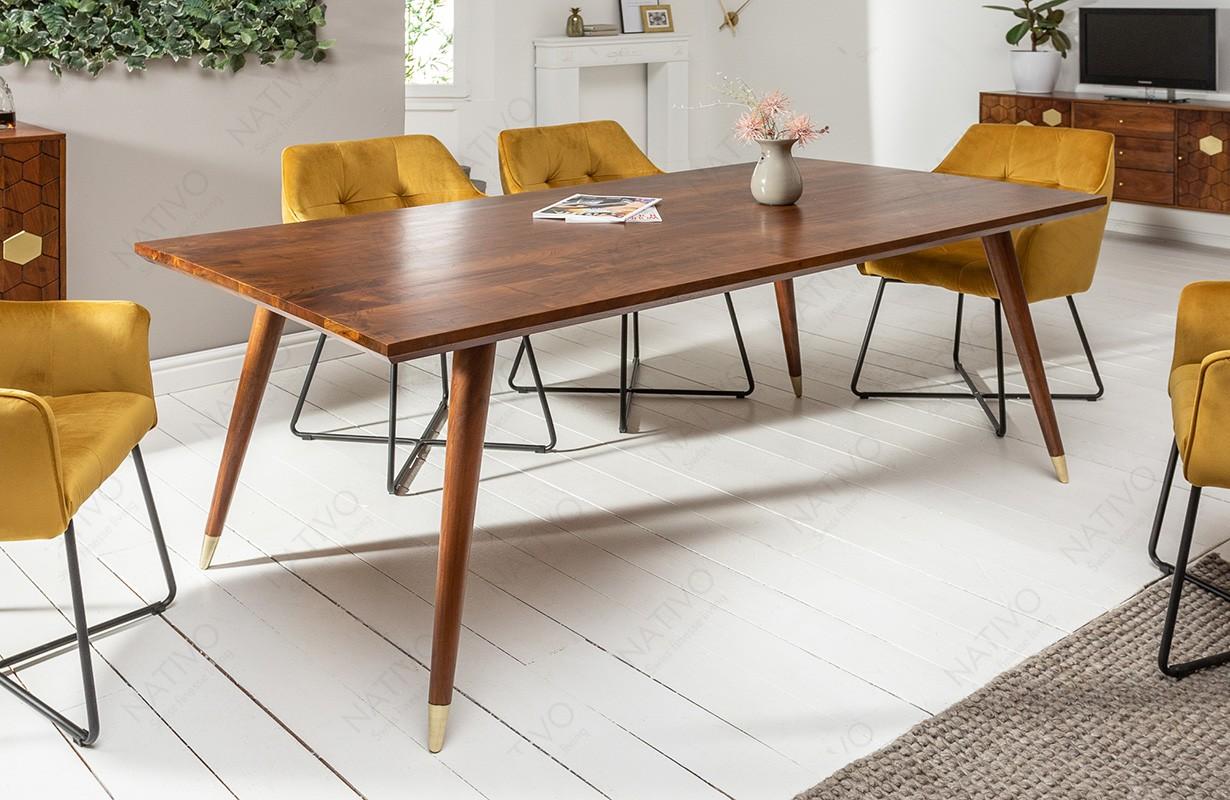 Designer esstisch ARABIC HONEY 200 cm bei NATIVO Möbel Wien günstig kaufen