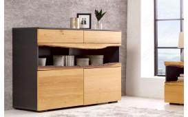 Designer Sideboard WOOD GREY 120cm-NATIVO™ Designer Möbel Österreich