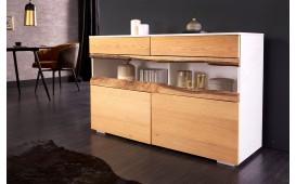 Designer Sideboard WOOD WHITE 120 cm-NATIVO™ Designer Möbel Österreich