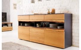 Designer Sideboard WOOD GREY 180 cm-NATIVO™ Designer Möbel Österreich