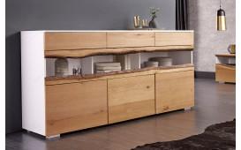 Designer Sideboard WOOD WHITE 180 cm-NATIVO™ Designer Möbel Österreich
