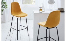 2 x Designer Barhocker SCIANA YELLOW-NATIVO™ Designer Möbel Österreich