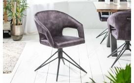 2 x Designer Stuhl LIMBO GREY