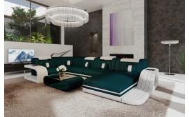 Designer Sofa ROYAL XL mit LED Beleuchtung & USB Anschluss-NATIVO™ Designer Möbel Österreich