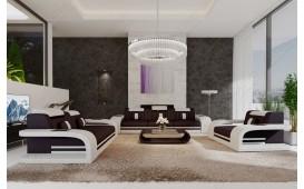 Designer Sofa ROYAL 3+2+1 mit LED Beleuchtung & USB Anschluss-NATIVO™ Designer Möbel Österreich