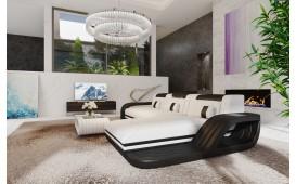 Designer Sofa ROYAL MINI mit LED Beleuchtung & USB Anschluss-NATIVO™ Designer Möbel Österreich