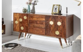 Designer Sideboard ARABIC HONEY 145 cm