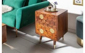 Designer Beistelltisch ARABIC HONEY 40 cm-NATIVO™ Designer Möbel Österreich