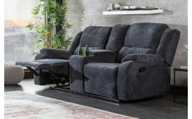 Designer Relaxsessel CINEMA GREY