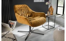 Designer Lounge Sessel SOLACE YELLOW