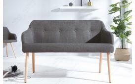 Designer Polsterbank SQUARE GREY-NATIVO™ Designer Möbel Österreich
