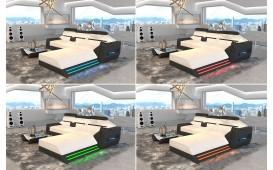 Designer Sofa AVATAR MINI mit LED Beleuchtung & USB Anschluss-NATIVO™ Designer Möbel Österreich
