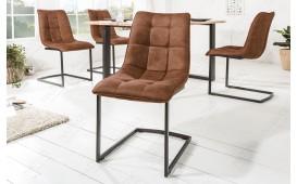 2 x Designer Stuhl FLORIDA BROWN-NATIVO™ Designer Möbel Österreich