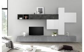 Designer Wohnwand METZ