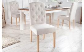 2 x Designer Stuhl FORTRESS BEIGE-NATIVO™ Designer Möbel Österreich