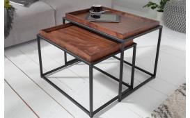 Designer Couchtisch CIARO MOCHA 2 SET-NATIVO™ Designer Möbel Österreich