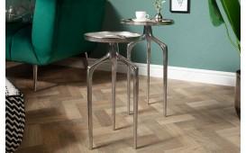 Designer Beistelltisch ANCIENT SILVER SET 2-NATIVO™ Designer Möbel Österreich