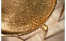 Designer Beistelltisch ANCIENT GOLD SET 2-NATIVO™ Designer Möbel Österreich