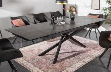 Designer Esstisch MASSIVO LAVA 180-220-260 cm-NATIVO™ Designer Möbel Österreich