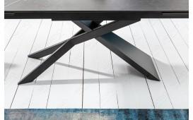 Designer Esstisch MASSIVO GRAPHIT 180-220-260 cm-NATIVO™ Designer Möbel Österreich