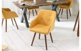 Designer Stuhl SQUARE YELLOW-NATIVO™ Designer Möbel Österreich