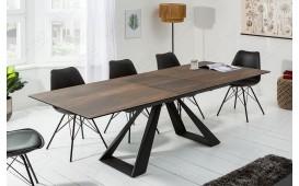 Designer Esstisch CONCA BROWN 180-230 cm-NATIVO™ Designer Möbel Österreich