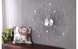 Designer Wanduhr DIAMONDS
