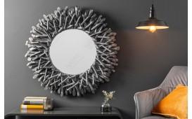Designer Spiegel WOOD GREY