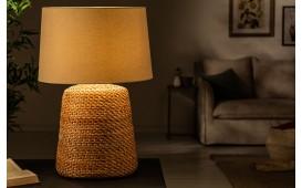 Designer Tischleuchte CORI NATURAL