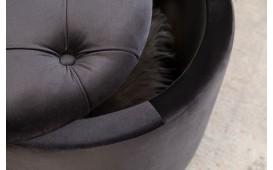 Designer Sitzhocker ROCCO BLACK S-NATIVO™ Designer Möbel Österreich
